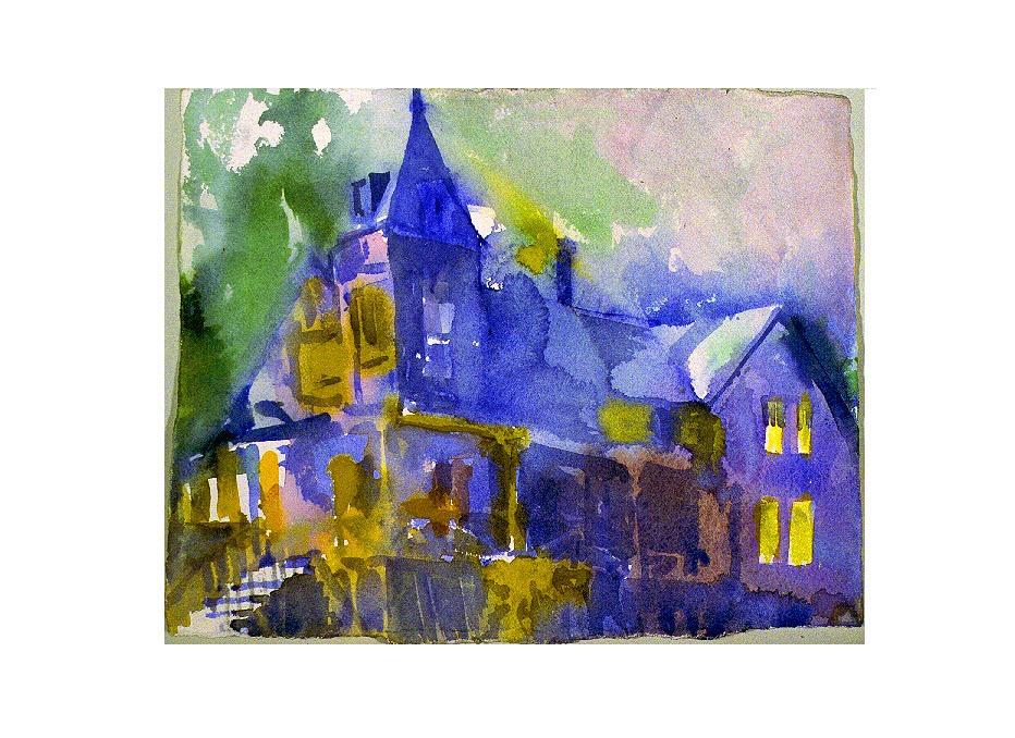 TANTES-HOUSE
